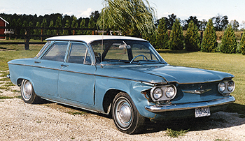 1960 Corvair 800 Sedan For
